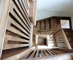 schody drewniane Warszawa
